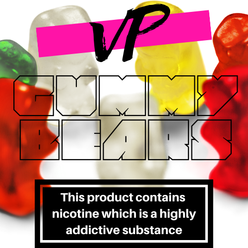 GUMMY BEARS 100ML ELIQUID