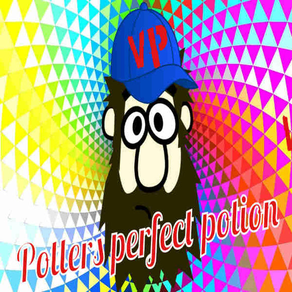POTTERS PERFECT POTION 100ML ELIQUID