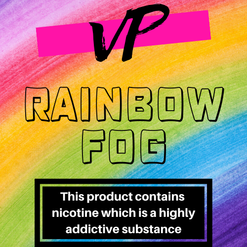 RAINBOW FOG 100ML ELIQUID