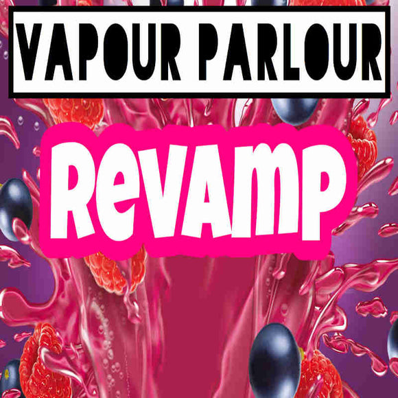 REVAMP 100ML ELIQUID