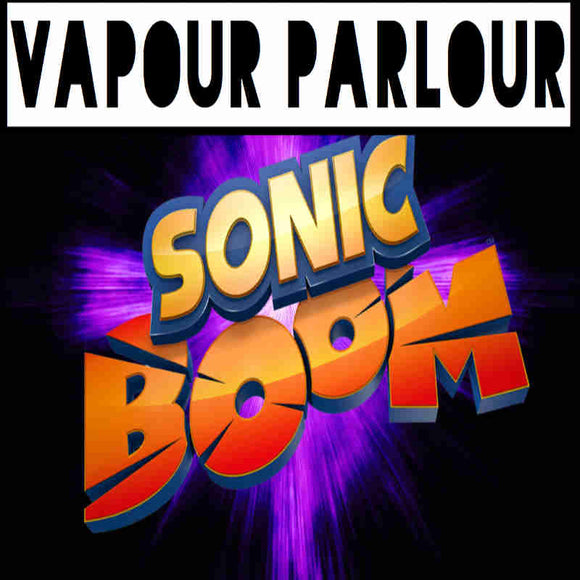 SONIC BOOM 100ML ELIQUID