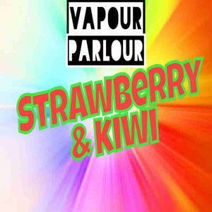 STRAWBERRIES & KIWI 30ML ELIQUID
