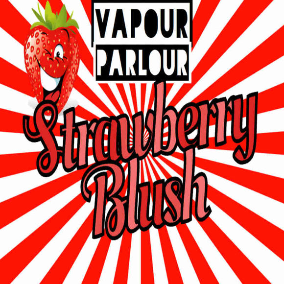 STRAWBERRY BLUSH 100ML ELIQUID