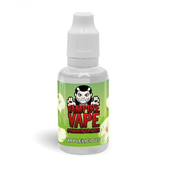 APPLELICIOUS VAMPIRE VAPE 30ML CONCENTRATE