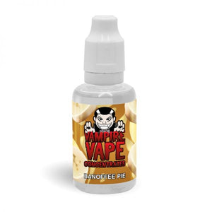BANOFFEE PIE VAMPIRE VAPE 30ML CONCENTRATE