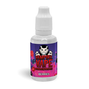 BERRIES VAMPIRE VAPE 30ML CONCENTRATE