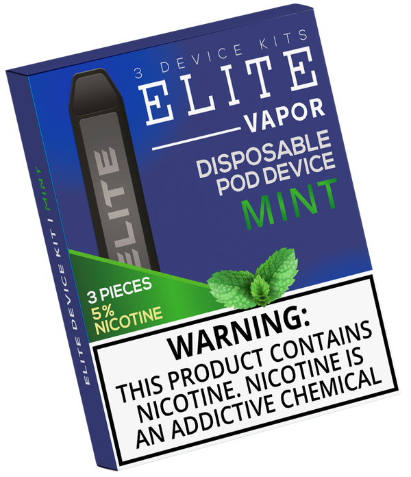 Elite Mint Disposable