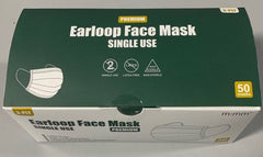 3 Ply Medical Mask - Case of 2,000 FDA APPROVED ($0.69 a mask)