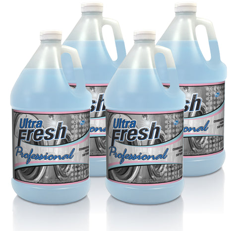 Ultra Fresh® Professional Commercial Fabric Softener - 4x1 Gallon