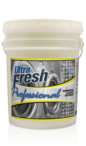 Ultra Fresh® Professional Commercial Laundry Destainer - 5 Gallon