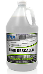 Ultra Professional - Lime Descaler - Lime & Scale Remover - 1 Gallon