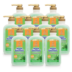 Hand Sanitizer - 62% Alcohol - 48 oz Case Price each $31.40 (10 per/case)