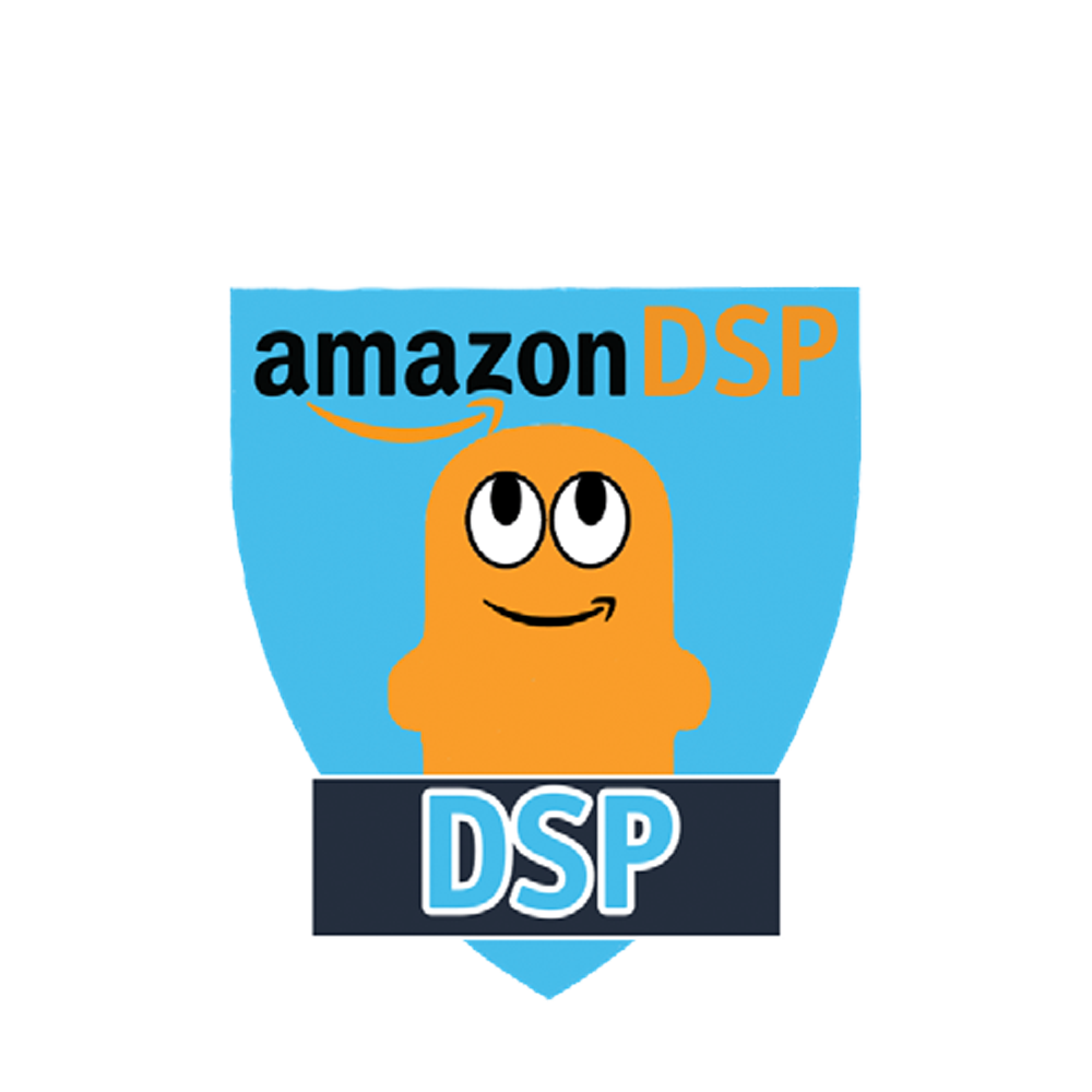 Amazon DSP Peccy Titles - DSP Pin