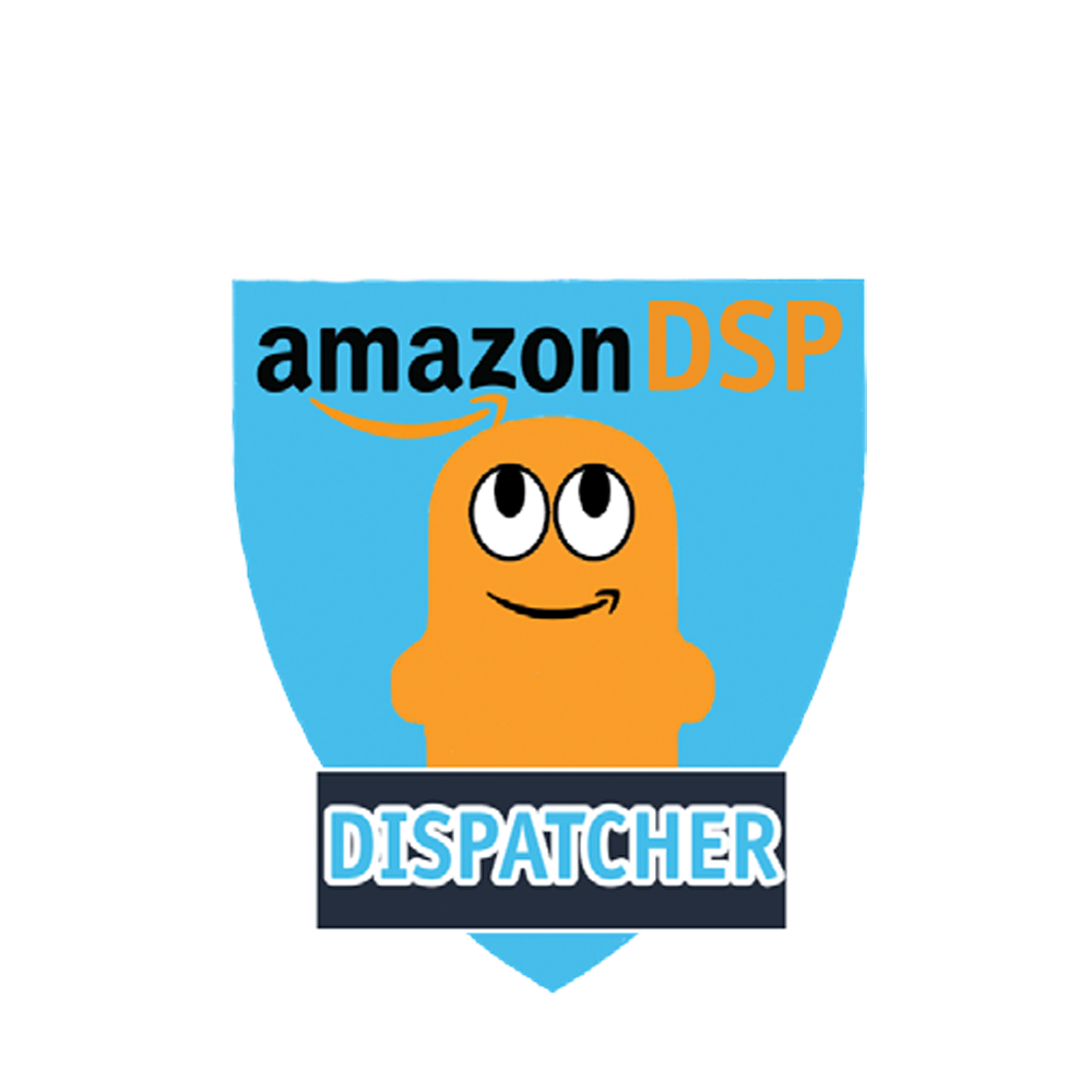Amazon DSP Peccy Titles - Dispatcher Pin