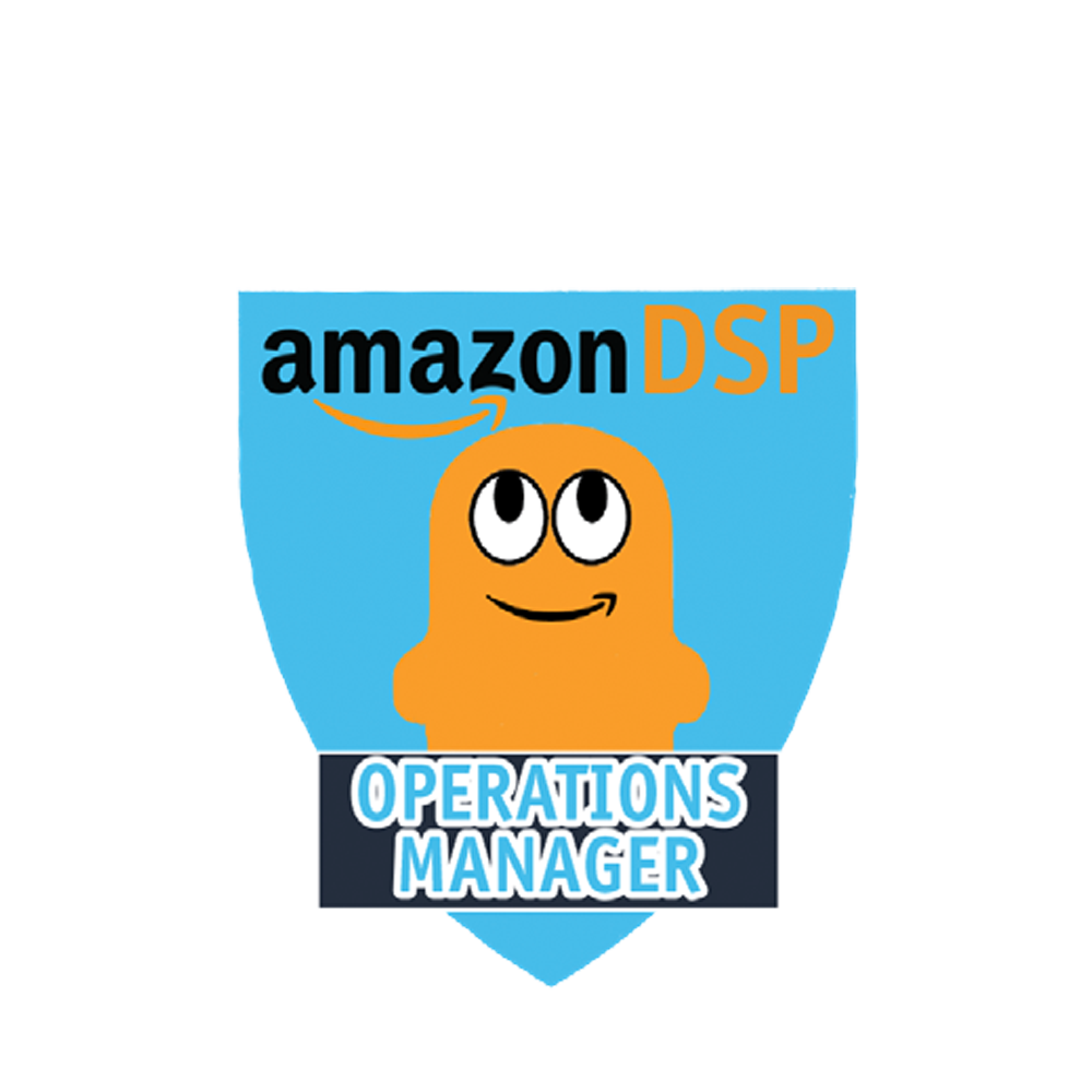 Amazon DSP Peccy Titles - Operations Manager Pin