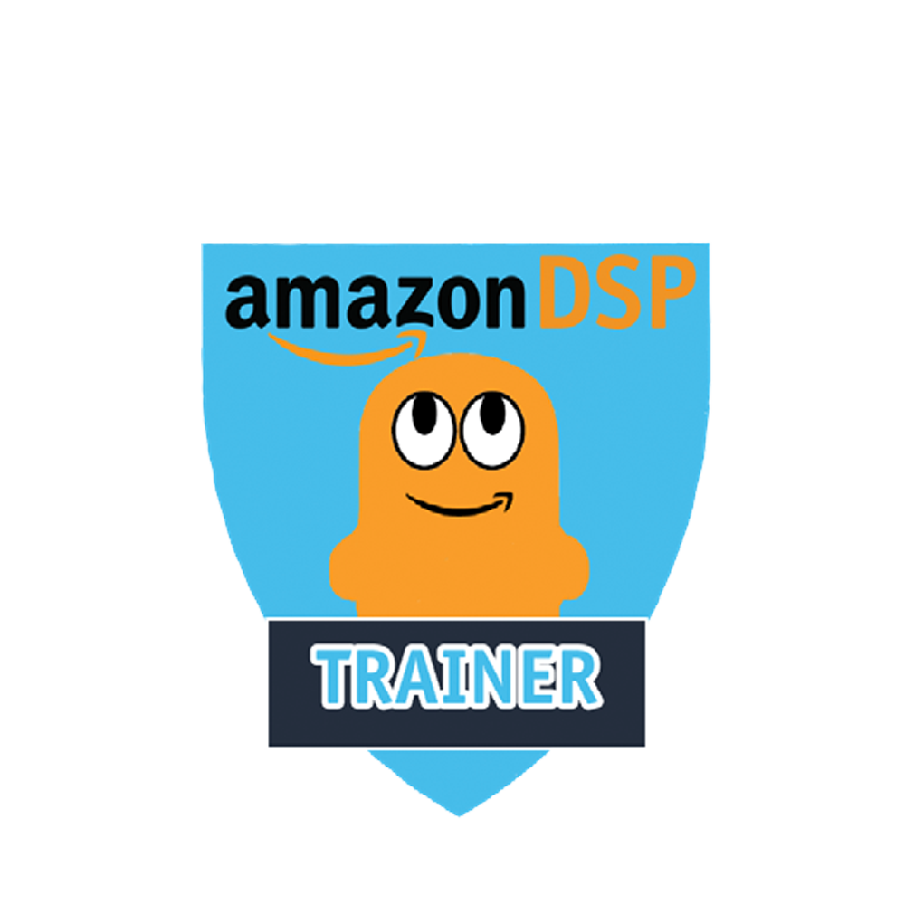 Amazon DSP Peccy Titles - Trainer Pin