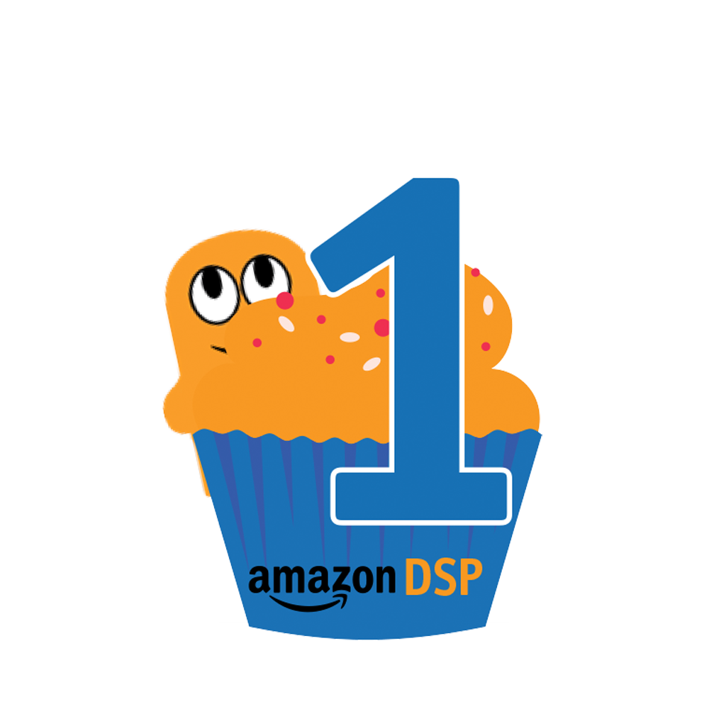 Amazon DSP Peccy One Year Anniversary Pin