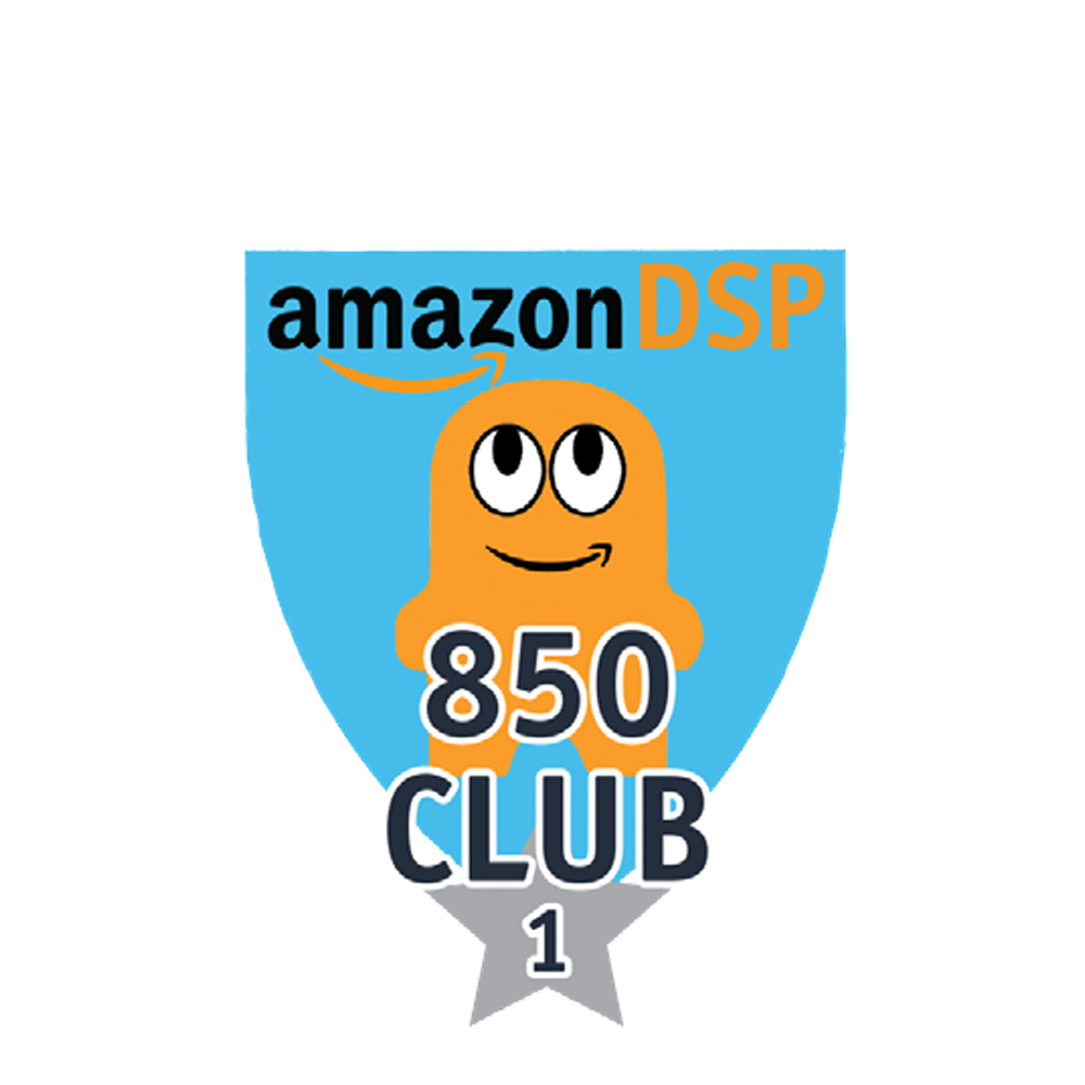 Amazon DSP Peccy 850 Club - 1 month FICO Pin