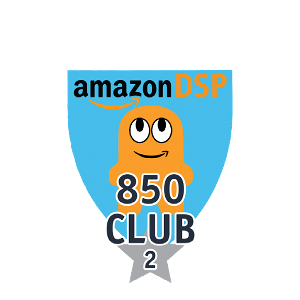 Amazon DSP Peccy 850 Club - 2 month FICO Pin