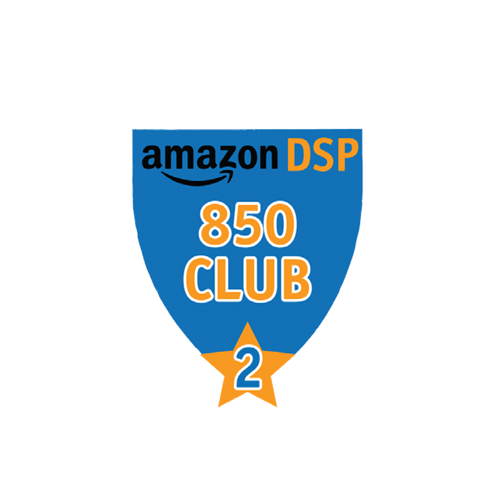 Amazon DSP Blue - 850 Club - 2 month FICO Pin