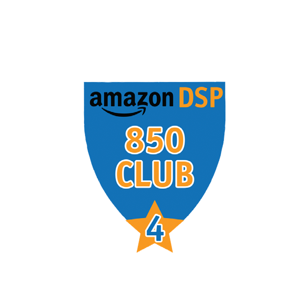 Amazon DSP Blue - 850 Club - 4 month FICO Pin