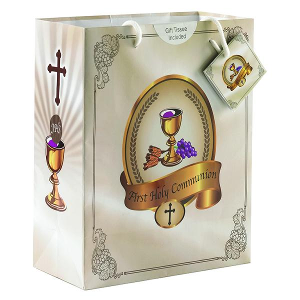First Communion Large Gift Bag