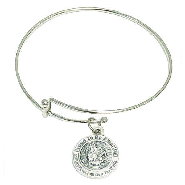 Proud to be an American Bangle Bracelet