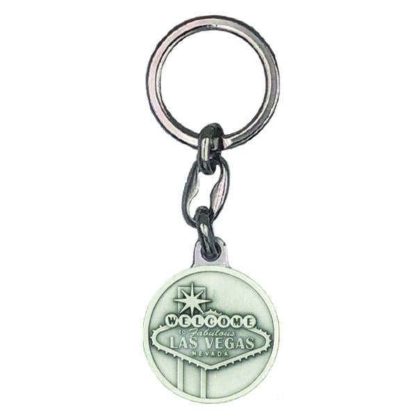 Lucky 7 Slots Keychain