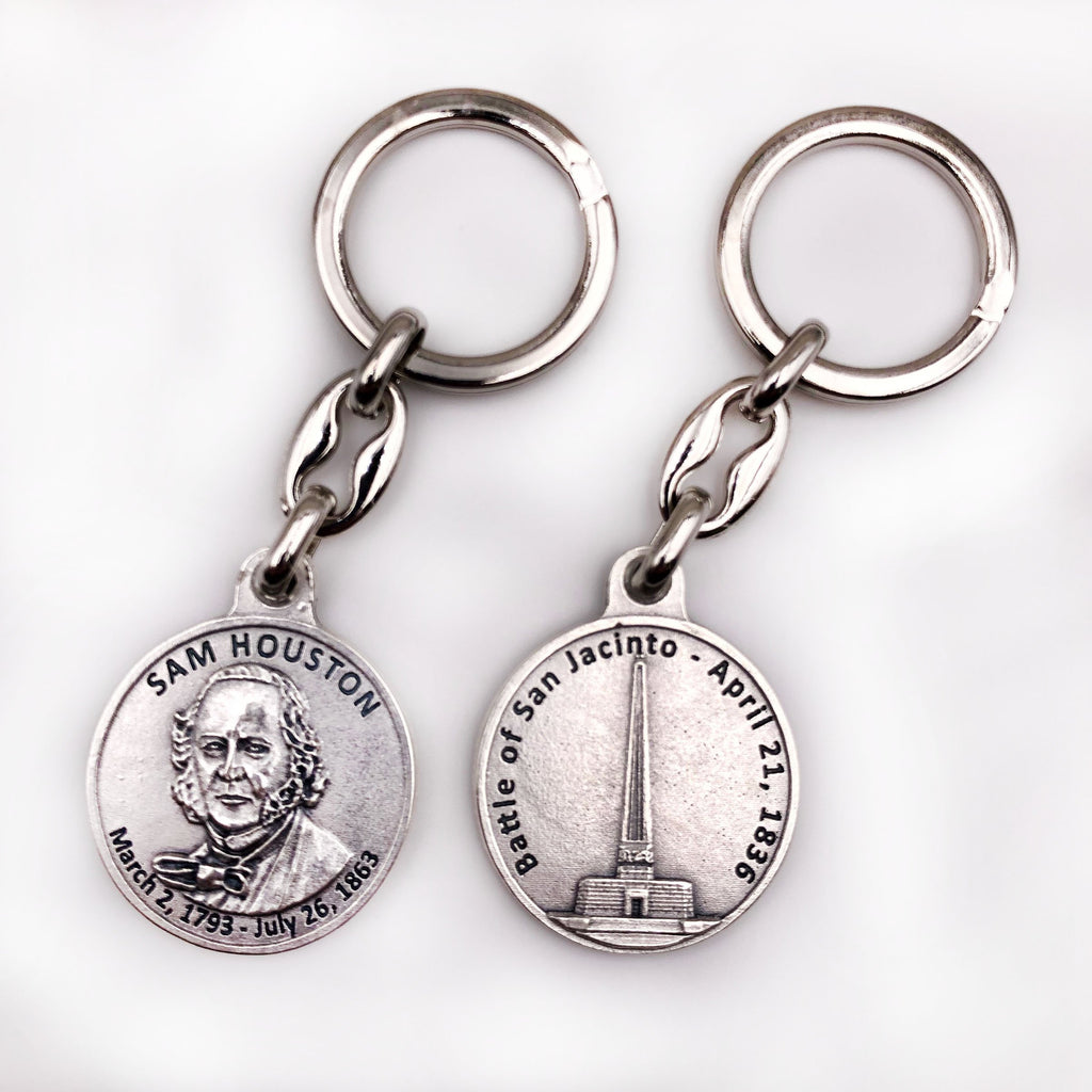 Sam Houston Keychain