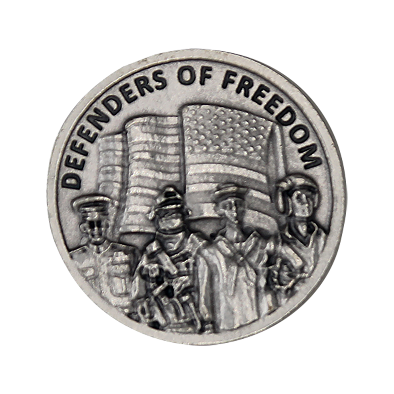 Defenders of Freedom Military Token