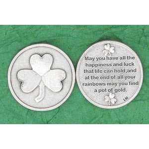 Shamrock Happiness and Luck