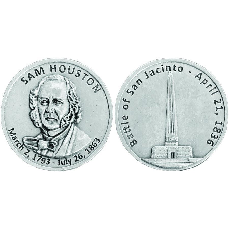Sam Houston Token