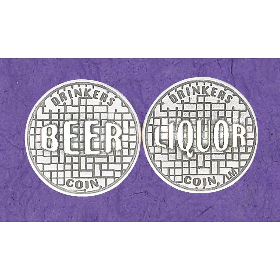 Drinker's Coin - Beer / Liquor