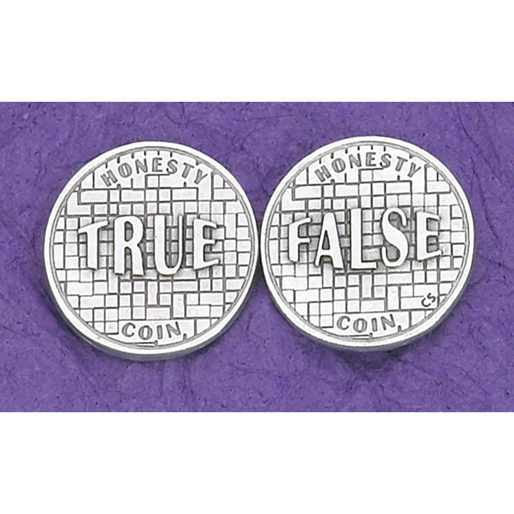 Honesty Coin - True / False