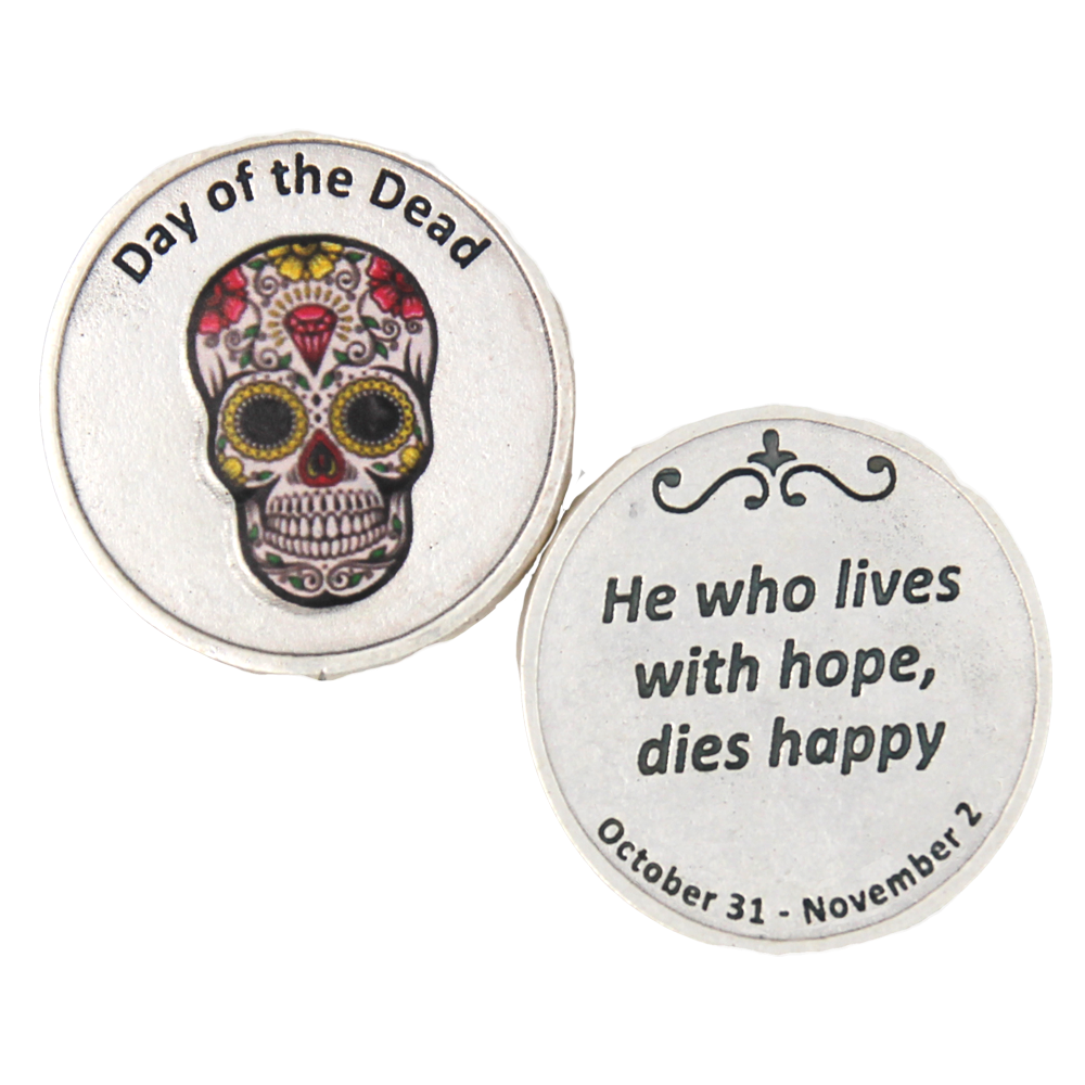 Day of The Dead - Diamond Skull