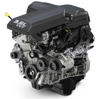 2014 ~ 2018 - Remanufactured Mopar 3.6 Engine Long Block - R8259595AB