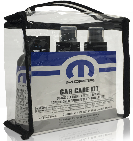 Car Care Kit - 68319193AA