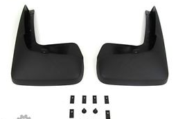 2014 ~ 2019 - Dodge Grand Caravan - Front Molded Splash Guards - 82210718AB