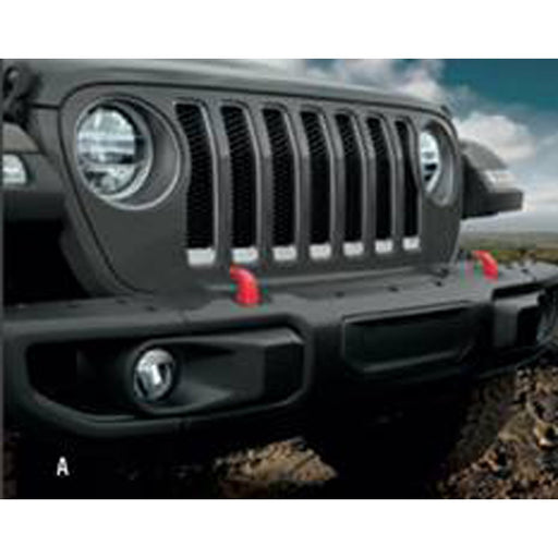 Jeep Gladiator - Front Bumper - 82215121AB