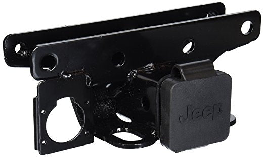 2018 - 2019 Jeep Wrangler JL - Class 2 Receiver Hitch - 82215209