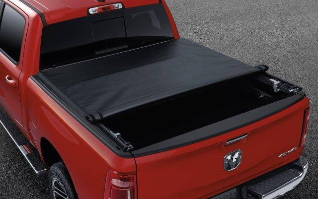 "2019 ~ 2020 Ram 1500 6.4"" Bed Soft Roll Up Tonneau Cover 82215255AB"