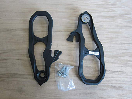 2019 ~ 2020  DT Ram 1500 - Front Tow Hooks (Black) - 82215268AB