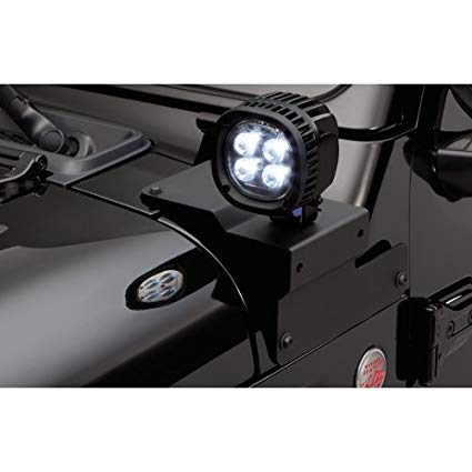 Jeep Gladiator - A-Pillar Light Mount - 82215427AB