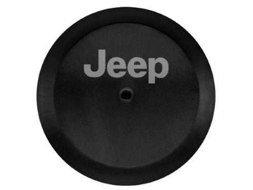 2018 ~ 2020 Jeep Wrangler JL Spare Tire Cover - Jeep Logo - 82215434AB