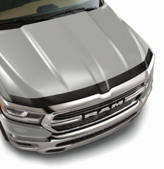 2019 ~ 2021 DT Ram 1500 - Air Deflector (Matte Black) - 82215476