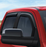 2019 DT Ram 1500 - Side Window Air Deflectors (Quad Cab) (Black) - 82215477