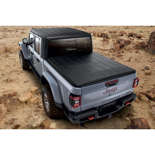 Jeep Gladiator - Soft Tri-Fold Tonneau Cover - 82215615