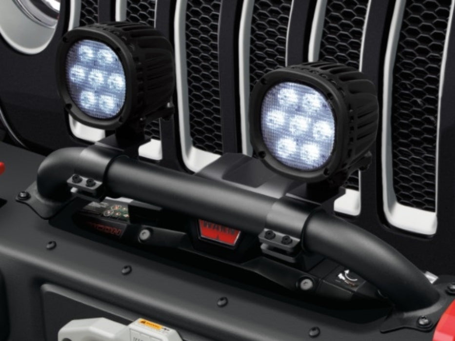 Jeep Gladiator - Winch Guard Light Mount Kit - 82215729