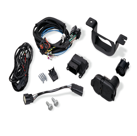 jeep trailer tow wiring