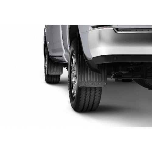 Heavy-Duty Splash Guards - Rear (With-Out Fender Flares) - 82215930AB